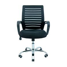 Крісло офісне Richman Флеш чорне - фото
