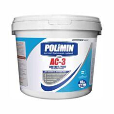 Грунтовка адгезионная Полимин АС-3 10 л