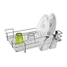 Сушарка для посуду Proff PF2601909 з підносом 30*45 см - фото
