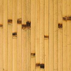 Бамбукові шпалери світлі 1,5м 17мм 12651