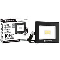 Прожектор светодиодный Enerlight MANGUST 10 Вт 6500K - фото