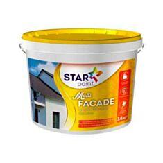 Фасадна фарба STAR PAINT Multi FACADE 14 кг білий