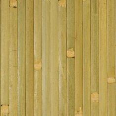 Бамбукові шпалери зелені 1,5м 17мм 12634