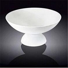 Ваза для фруктів Wilmax 996126 білий 24*11,5 см - фото