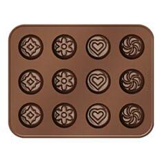 Форми для шоколаду мікс Tescoma Delicia Choco 629368 - фото