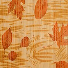 Бамбукові шпалери світлі 0,9м 17мм 11929