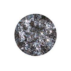 Люрекс Биопласт 15 грамм серебряный - фото