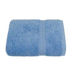 Полотенце махровое Home Line бордюр 124240 70*140 синие - фото