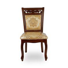 Крісло обіднє дерев'яне 8037 C горіх - фото