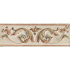 Плитка Imola Ceramica Pompei 10B фриз 10*30 см бежева - фото