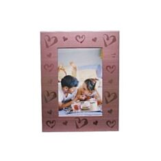 Фоторамка Pink Heart 143 10*15см