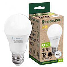 Лампа світлодіодна Enerlight A60 12Вт 4100K E27 - фото