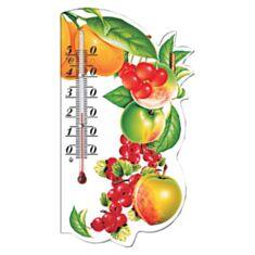 Термометр Склоприлад фрукти сувенір - фото