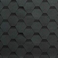 Битумная черепица Технониколь Оптима 3 кв.м серая - фото