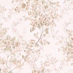 Шпалери паперові Веста 6548-02 блідо-рожеві - фото