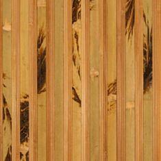 Бамбукові шпалери черепахові темні 0,9м 17/2*8мм 11931