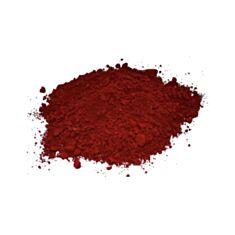 Пигмент для бетона железоокисный темно-красный 800 г - фото