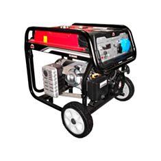 Електрогенератор бензиновий Vulkan SC6000E-II 5,5 кВт - фото