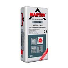 Клей для плитки Master Прогрес 25 кг - фото