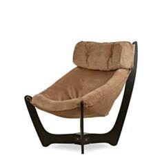 Крісло 2 темний горіх 39631 - фото