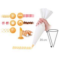 Мешок полотняный для украшения блюд Tescoma DELICIA 630487