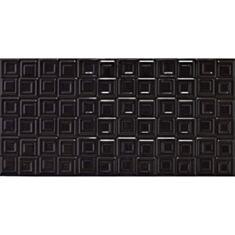 Плитка для стен Colorker Sakkara Negro 30,5*60,5 см черная - фото