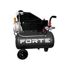 Компресор поршневий Forte FL-2T24N 1,5 кВт - фото