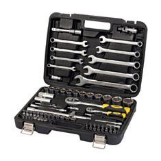 Набір інструментів Сталь 70008 АТ-8212 82 шт - фото