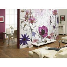 Фотошпалери Фіолетові квіти 8-887