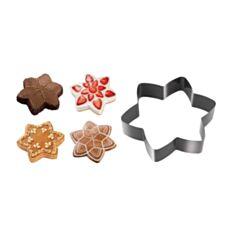Форма для випічки зірка Різдвяна Tescoma Delicia 623333
