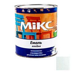 Емаль алкідна MIKS Color ПФ-115 глянцева біла 0,9 кг - фото