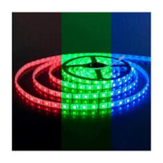 Світлодіодна стрічка LED КCL-003 14,4 W 60 led 5 м RGB - фото