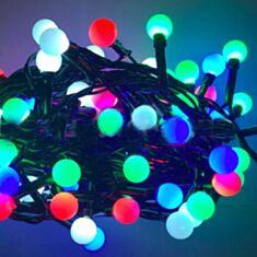 Гірлянда Кульки 1316-54 20 LED 5 м мультиколор - фото
