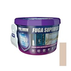 Фуга Полимин Fuga Superflex 2 кг светлый беж