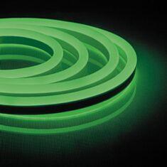 Світлодіодна стрічка Feron LS720 120 SMD/м зелений - фото