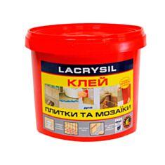 Клей для мозаїки і плитки Lacrysil 3 кг - фото