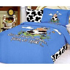 Комплект постельного белья Le Vele Pastoral 100*150 рисунок - фото