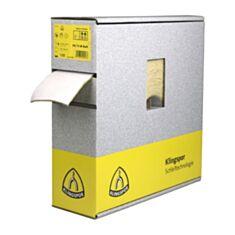 Шліфувальний папір Klingspor SOFT PS73BWF 321757 P240 115X140 мм - фото