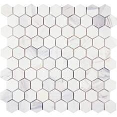 Мозаика Vivacer SB11 3,8*3,4см 30*30 белая