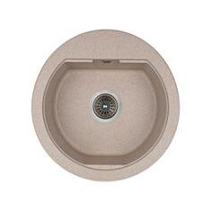 Кухонна мийка Granado Lugo terra 2803 48*50 см - фото