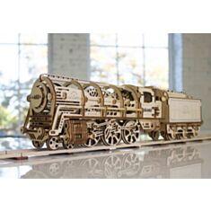 Локомотив з тендером 3D UG 70012 680*132*100 мм