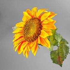 Штучна квітка Соняшник 041F 106 см - фото