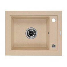 Кухонна мийка Deante Country ZQU 211A пісочний - фото