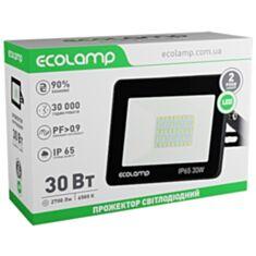Прожектор ECOLAMP LED 30W 306500
