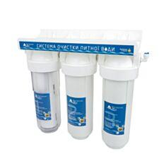 Система очищення води Мастерская воды МВ-3 3 ступенева - фото