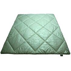 Одеяло Iglen 16021551 100% шерсть 160*215 жакард/стеганое/демисезонное - фото