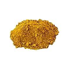 Пигмент для бетона железоокисный желтый 400 г - фото