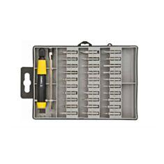 Набір насадок прецизійних Topex 39D555 з тримачем 30 шт - фото