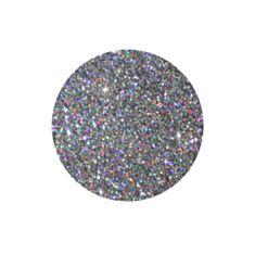 Голографічний блиск Біопласт 15 грам срібний - фото