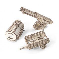Доповнення до вантажівки 3D UG 70018 375*170 мм